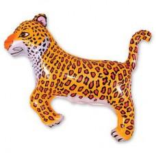 """Фольгированный шар фигура """" Леопард """""""
