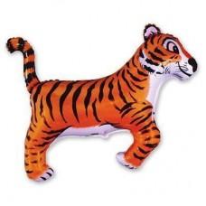 """Фольгированный шар фигура """" Тигр """""""